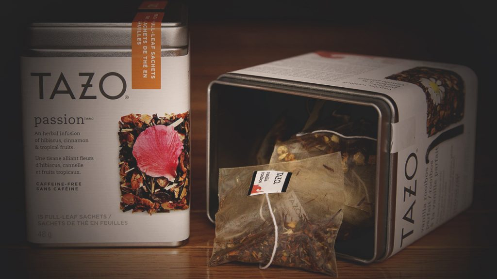 Tazo Tea is one of the best herbal tea brands in the world.