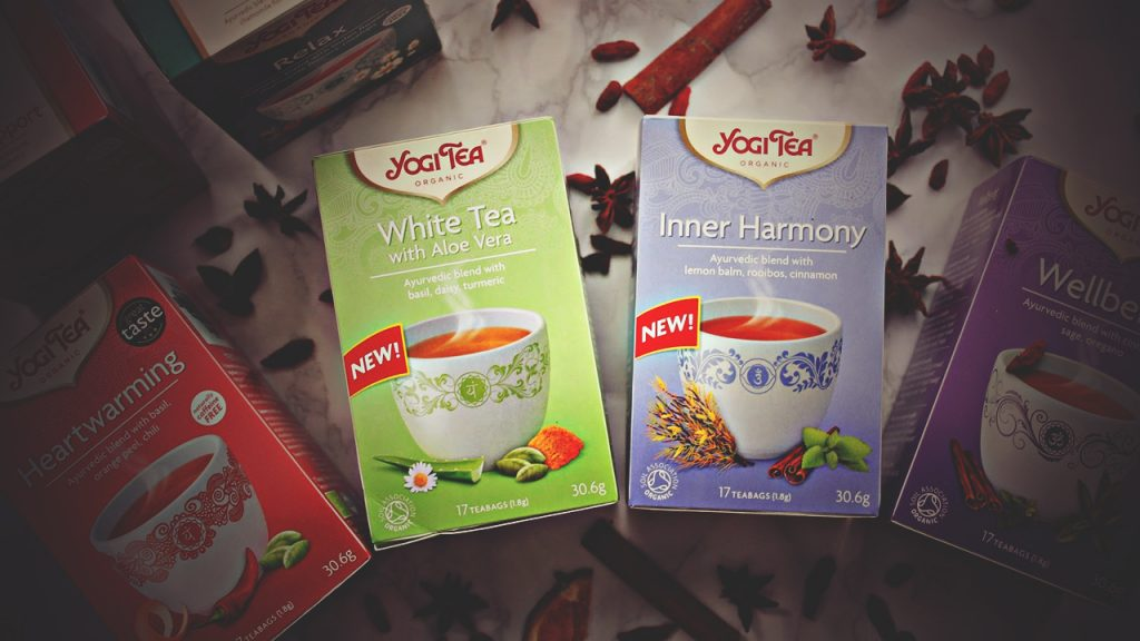 Yogi Tea is the best choice for masala chai lovers or spiced tea lovers.
