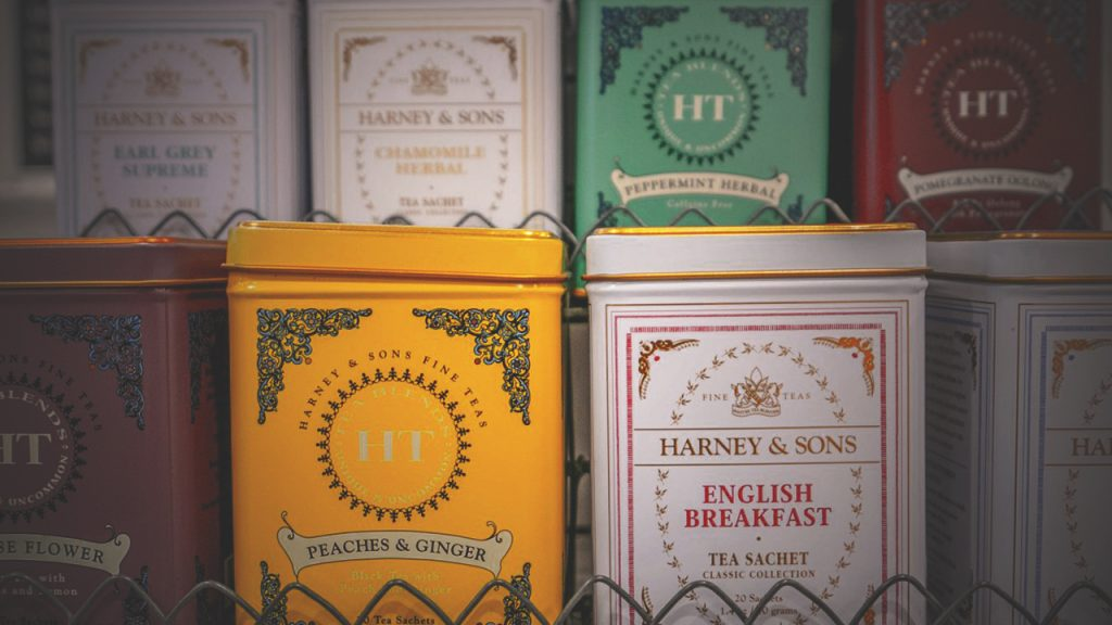 Harney & Sons Tea is one of the best hot cinnamon spice tea.