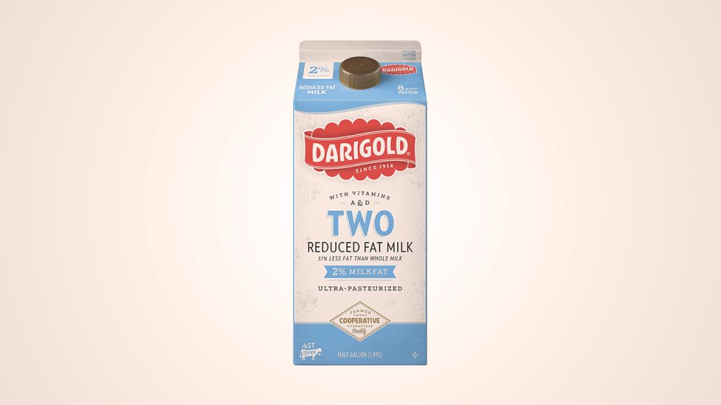 Darigold Milk is one of the best milk you can get in America.