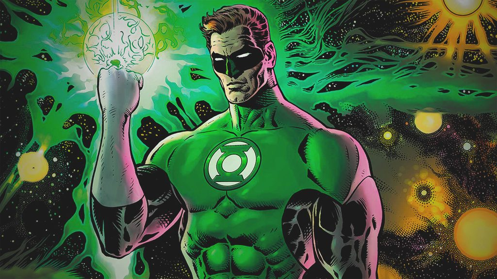 Green Lantern or Hal Jordan is the protector of Sector 2814.