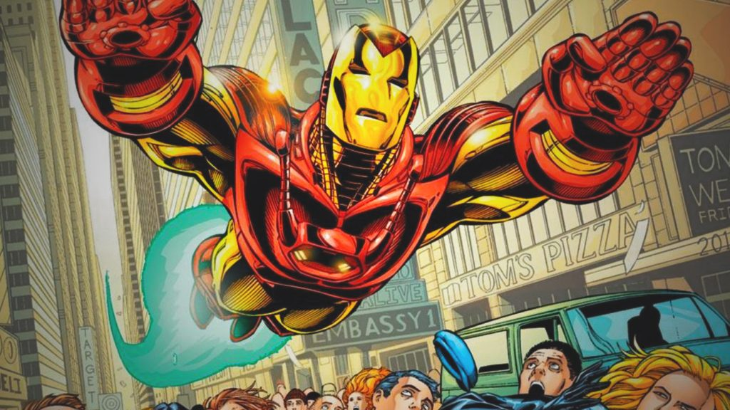 Iron Man or Tony Stark first appeared in Tales of Suspense #39