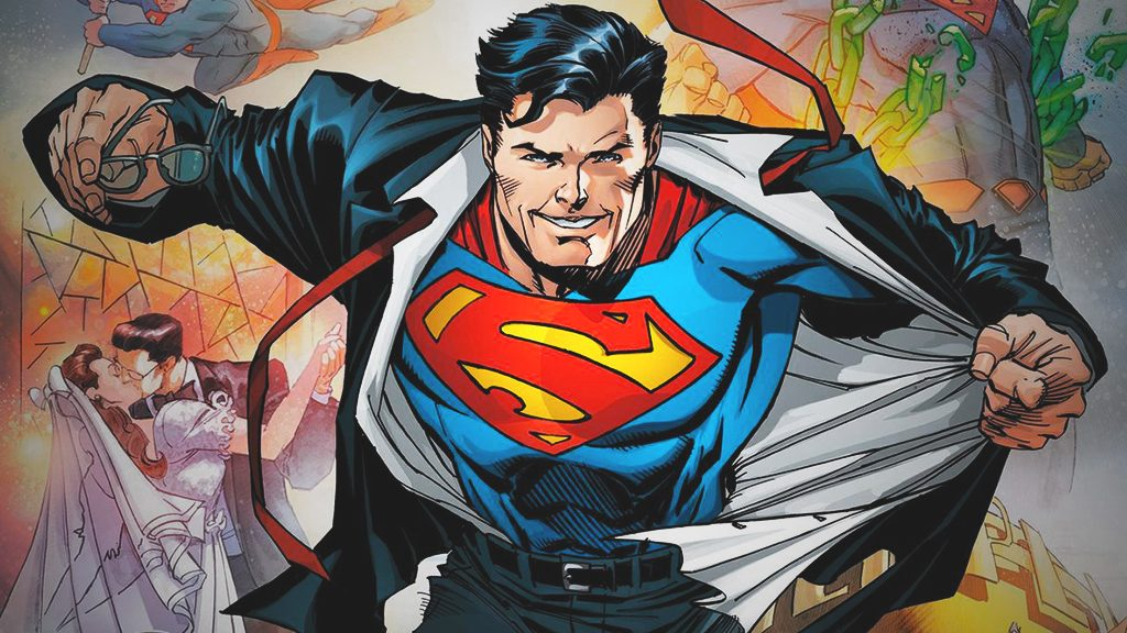 Superman or Clark Kent is a Kryptonian who became the protector of Earth.