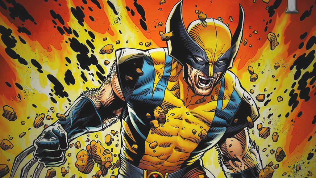 Wolverine or James Howlett is a mutant with superpowers. He is also known as Logan.