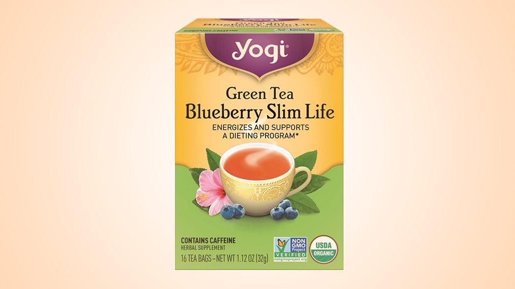 Yogi Green Tea is one of the best Green Tea brands in America.