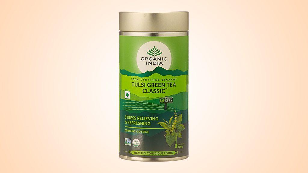 Organic India Green Tea is one of the top Green Tea companies.