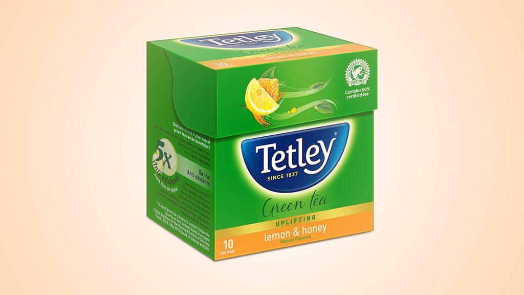 Tetley Green Tea is one of the top 10 green tea brands.
