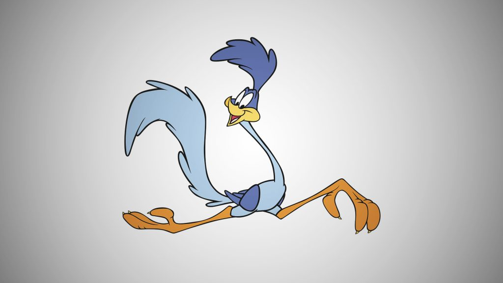 Road Runner is in the list of Big Eyes Cartoons.