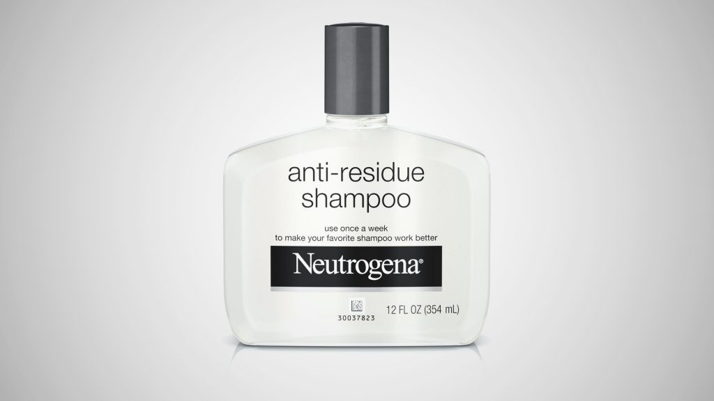 Neutrogena Shampoo is in the top selling shampoo brands in USA.