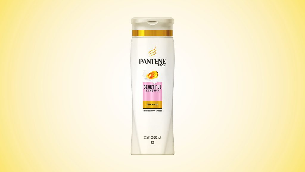 Pantene Shampoo is the 4th in the top shampoo brands list.
